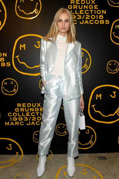 Marc Jacobs Redux Grunge Collection Launch, New York - December 4 2018