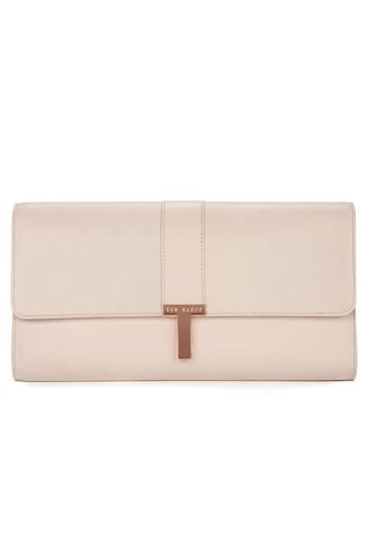 White clutch, £129