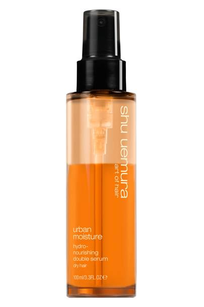 For dehydrated hair with dry ends