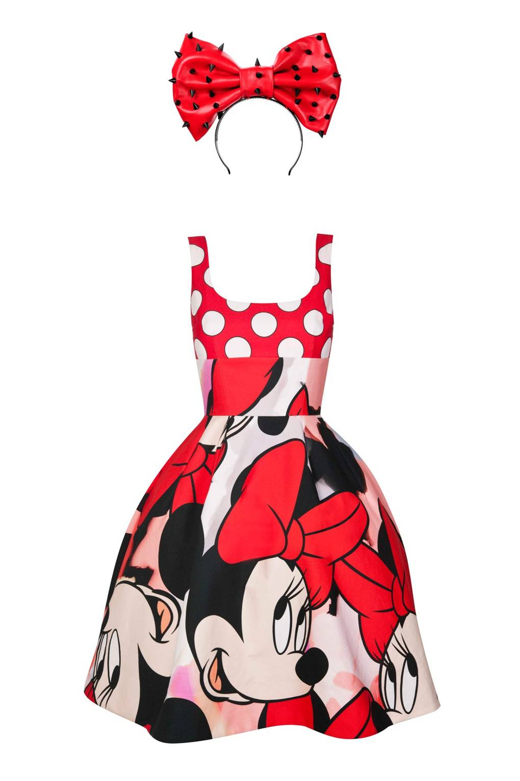 Minnie Mouse London Fashion Collection Pictures Unveiled | British Vogue