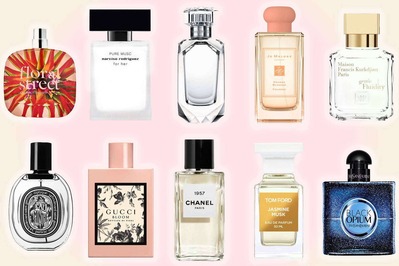 0f175ee3 10 Best New Fragrances & Perfumes 2019 | Best Perfume For Women | British  Vogue