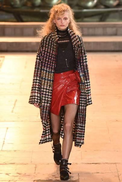 Isabel Marant Autumn/Winter 2016 Ready-To-Wear show report   British Vogue
