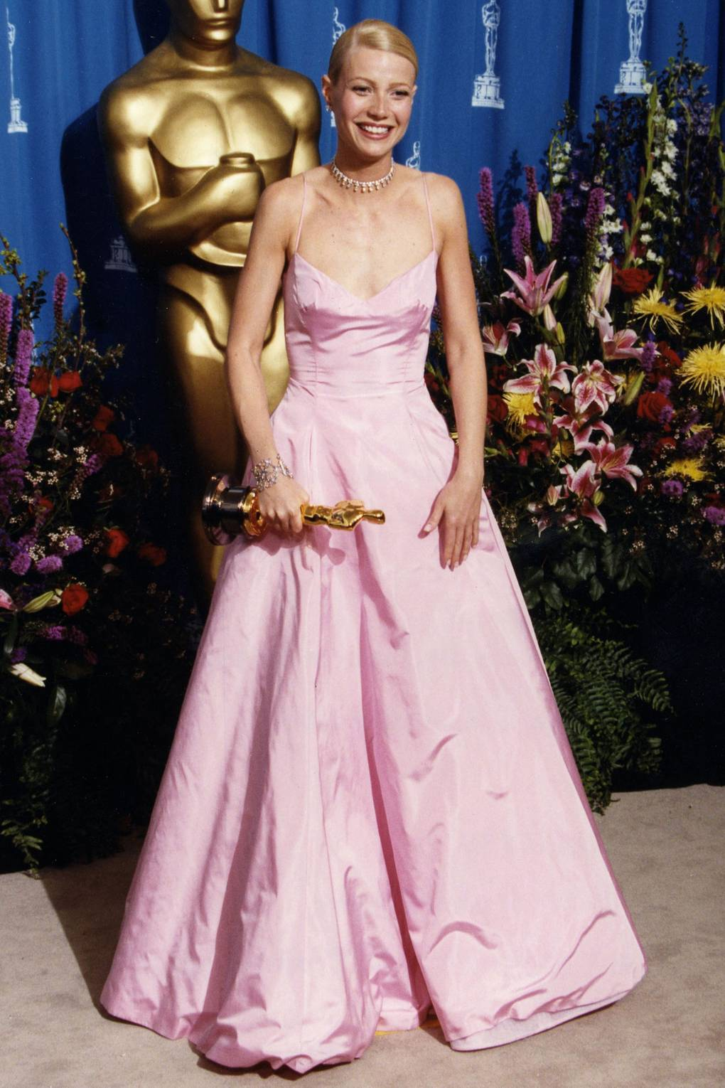 Famous fashion moments from the Oscars: Grace Kelly, Bjork, Audrey ...