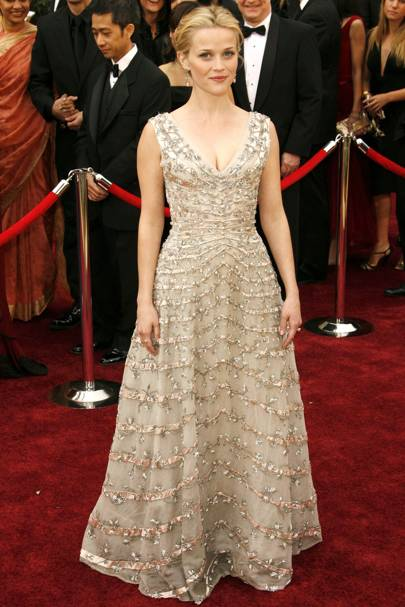Reese Witherspoon in Dior