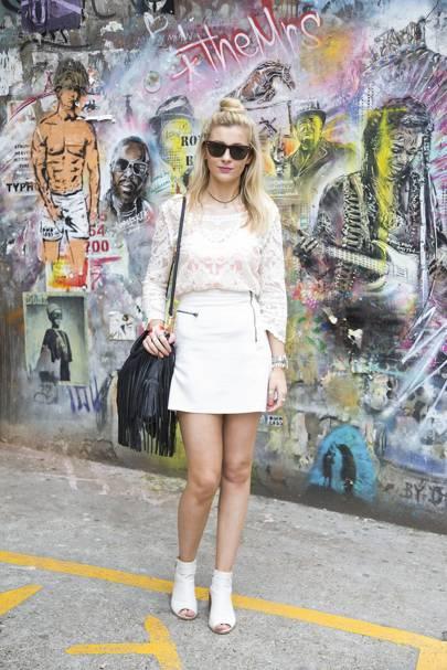 Faye Spearpoint, student