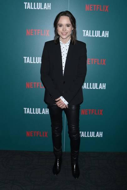 Tallulah screening, New York - July 19 2016