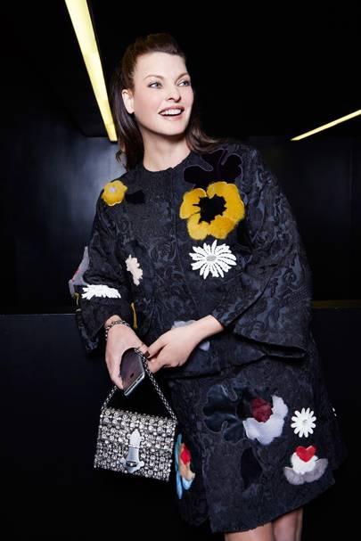 Linda Evangelista Beauty Interview & Tips | British Vogue - photo #31
