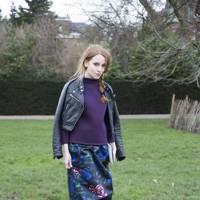 Kriste Stankevcute, blogger