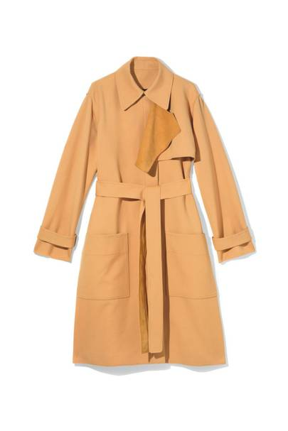 The Trench Coat: