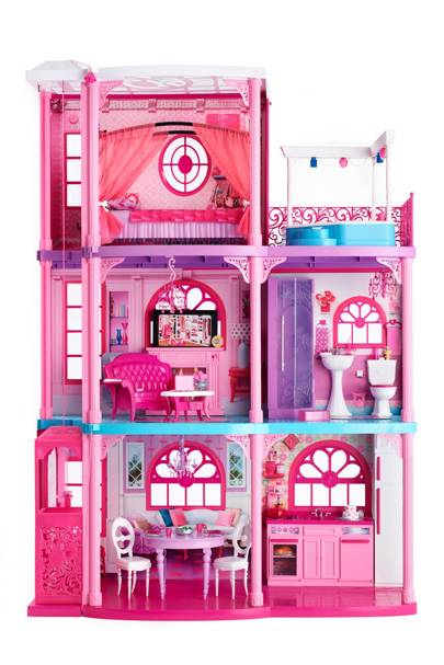 Barbie's 2012 Dreamhouse