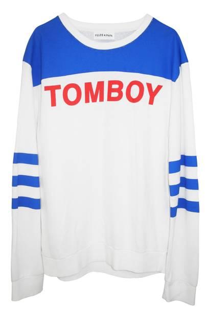 Tomboy jumper