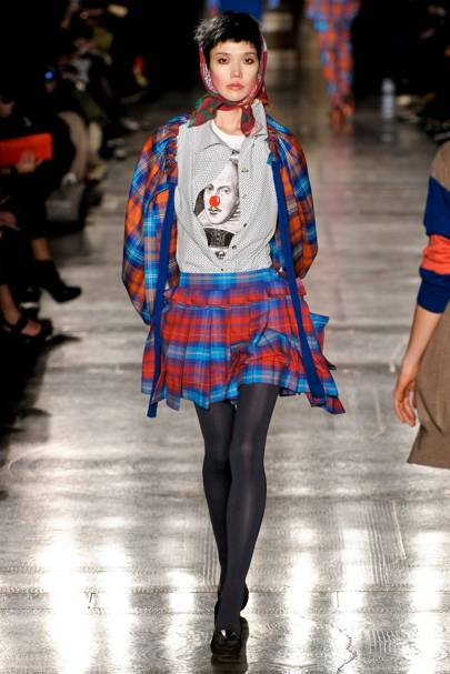 adf1b6e890e Vivienne Westwood Red Label Autumn Winter 2011 Ready-To-Wear show report