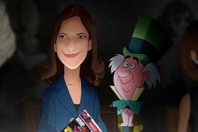 WWD executive editor Bridget Foley