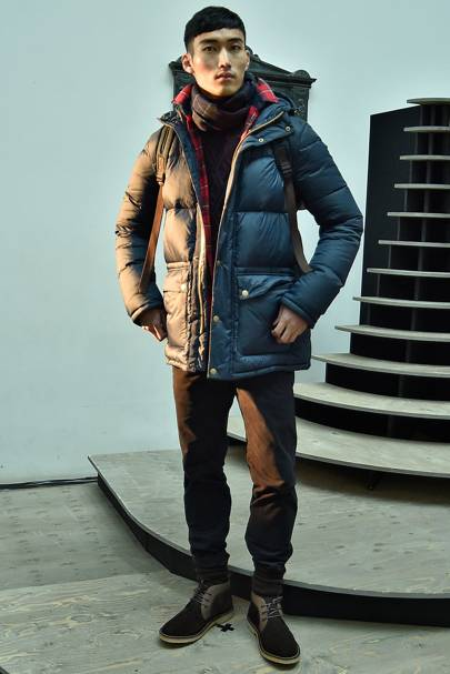 Barbour Autumn/Winter 2016 Menswear collection