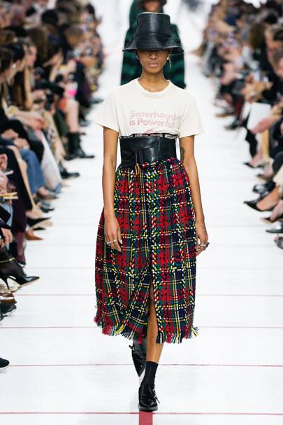 Time to revisit the full Fifties skirt