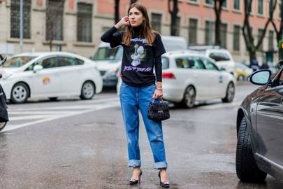 The Best Street-Style Star