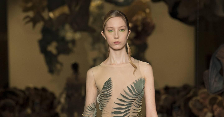 Iris Van Herpen Spring/Summer 2018 Couture show report | British Vogue