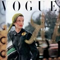 Vogue Cover 1949