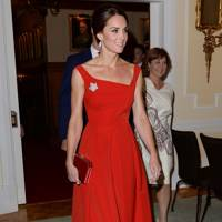 The Duchess of Cambridge in Preen by Thornton Bregazzi