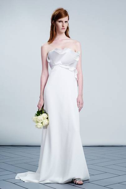 Viktor And Rolf Bridal Collection Wedding Dresses British Vogue
