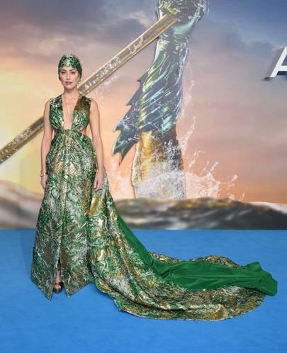 'Aquaman' premiere, London - November 26 2018
