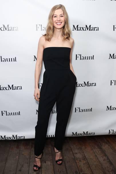 Max Mara x Flaunt Dinner, Los Angeles - March 17 2017