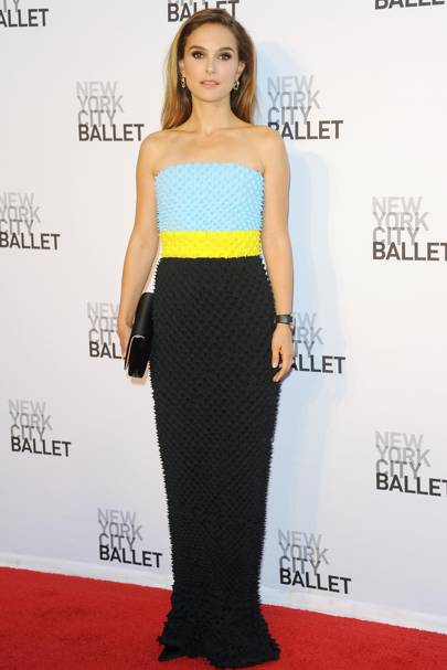 New York City Ballet Fall Gala, New York – September 19 2013