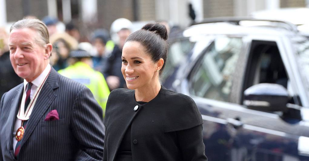 Meghan's 6-Step Masterclass In Maternity Style