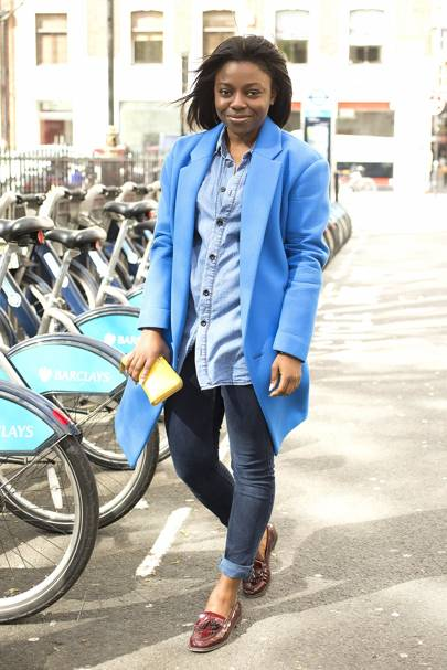Fisayo Longe, fashion blogger