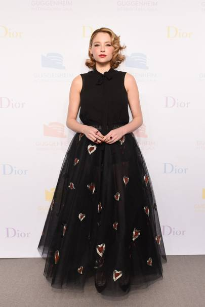 Guggenheim International Gala, New York – November 17 2016