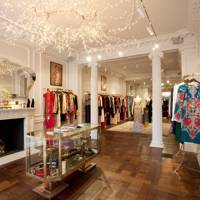 Temperley London's Bruton Street Store