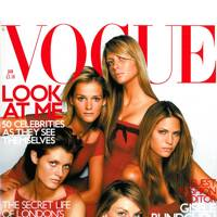 Vogue Cover, January 2001