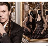 David Bowie For Vuitton