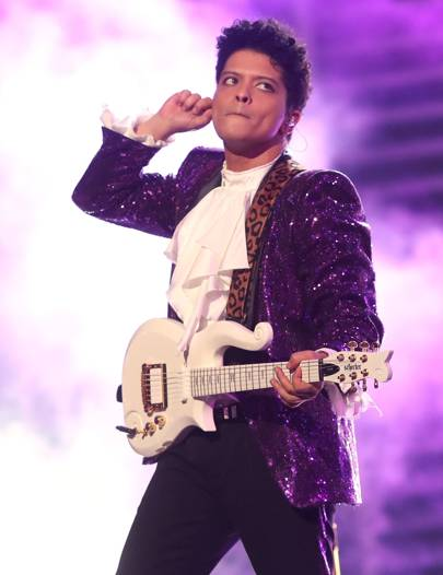 Prince tributes