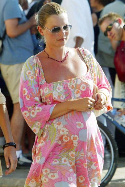 Kate Moss - April 2002