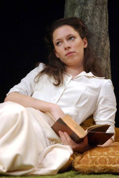 Rebecca Hall, actress