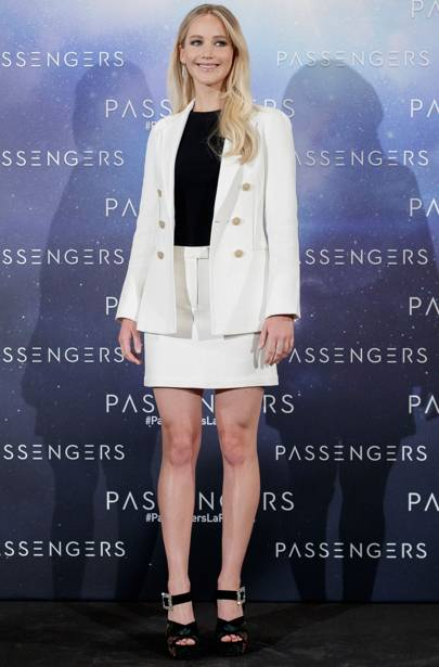 Passengers film photocall, Madrid - November 30 2016