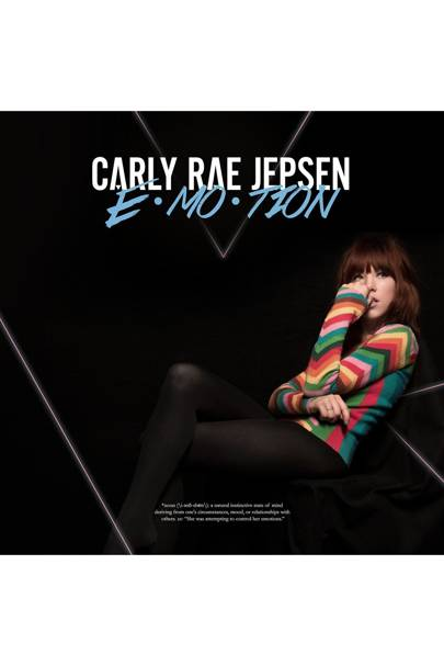 Emotion by Carly Rae Jepsen