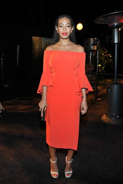 4. Solange Knowles