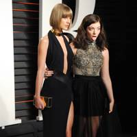 Taylor Swift & Lorde