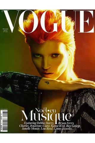 Vogue Paris, January 2012