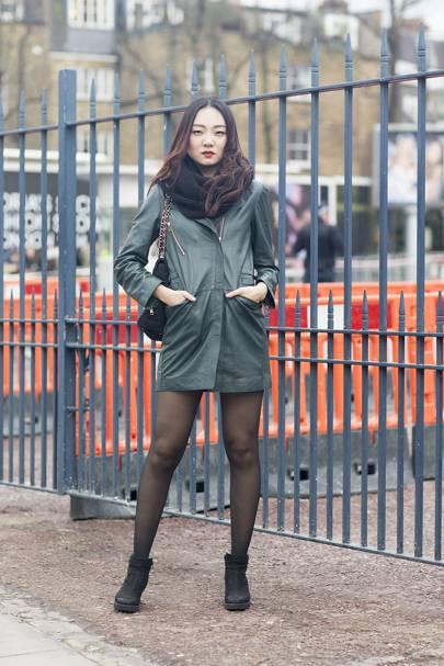 Yu Chen, model