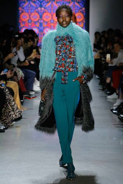 Anna Sui Autumn/Winter 2018 Ready-To-Wear Collection
