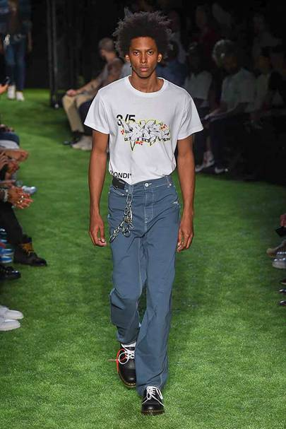 68a781bf5 Off-White Spring Summer 2019 Menswear show report