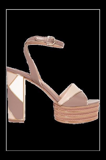 The Platform Sandal