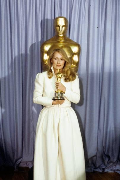 Meryl Streep - 1980