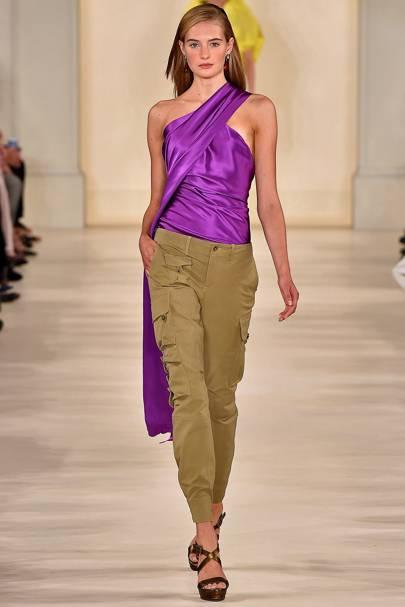 Ralph Lauren Spring/Summer 2015 Ready-To-Wear collection