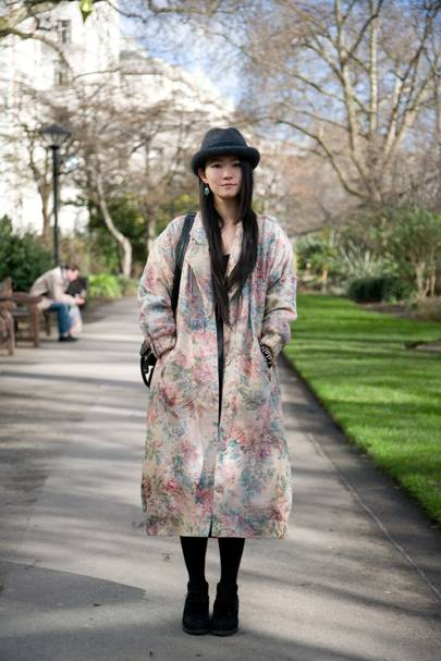 Alice Shih-I-Chen, fashion journalist