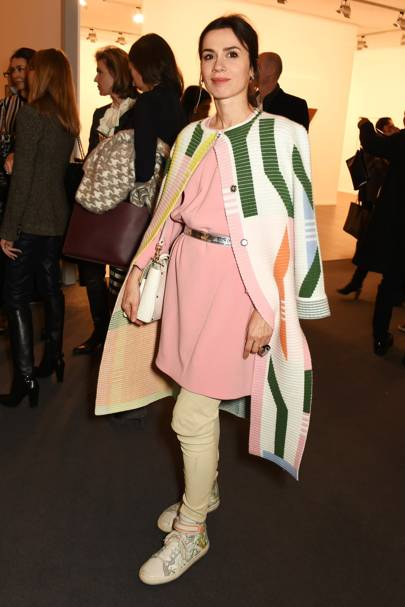 Frieze Masters Private View Supported By Gucci - October 13 2015