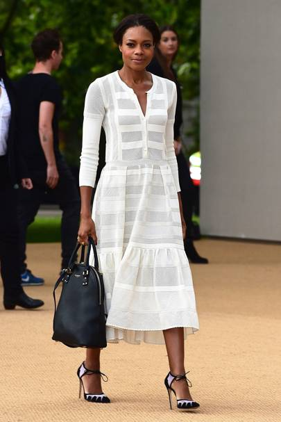 Burberry show - September 15 2014
